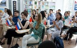 Школа молодых лидеров ШОС прошла в Санкт-Петербурге
