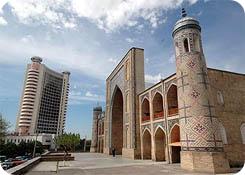 Дух и скрытые коды Ташкента