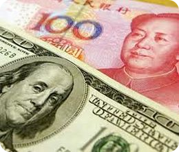 Renminbi to overthrow dollar from currency thrown