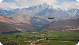 The challenge of peacekeeping in Afghan
