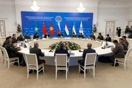 Министры обороны ШОС встретятся в июне в Казахстане