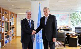 Состоялась встреча Генерального секретаря ШОС с Исполнительным